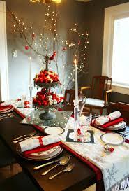 Dining Room Table Setting Christmas Table Setting Ideas Christmas Table Setting With