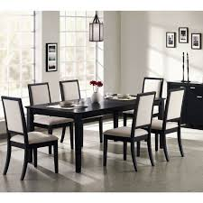 Contemporary Black Dining Room Sets Ultra Modern Dining Room Lighting Home Design Ideas Black Dining