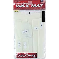 Amazon.com: Surfco Hawaii Hawaiian Hotgrip Wax Mat 6'0 ...