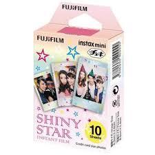 <b>Fujifilm</b> Instax Mini <b>Shiny Star</b> Film, 10 Sheets 16404193 - Adorama