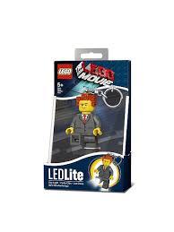 <b>Брелок</b>-<b>фонарик</b> для ключей <b>LEGO MOVIE</b> - President Business ...