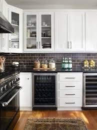kitchen mosaic backsplash love subway tile ideas on a kitchen backsplash love the chocolate brown wit