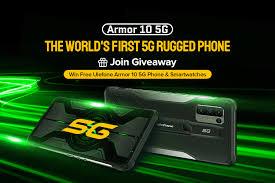 Rugged Outdoor Smartphone | <b>Ulefone</b>