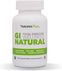 NaturesPlus GI Natural Total Digestive Wellness - 90 ... - Amazon.com