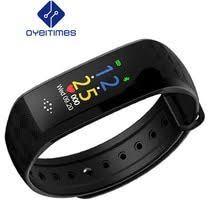 <b>Smart bracelet</b>, <b>Heart</b> rate, Fitness Tracker