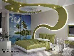 creative false ceiling design with drywall and integrated lighting systems bedroom living lighting pop