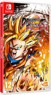 Игра для приставки Nintendo Switch: Dragon Ball FighterZ | www ...