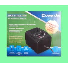Отзывы о <b>Стабилизатор напряжения DEFENDER</b> AVR Initial 1000