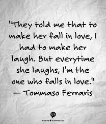make her fall in love   Tumblr via Relatably.com