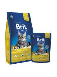 <b>Brit Premium Cat Adult</b> Salmon – Brit