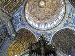 a photo essay on italy   gap year st peters basilica