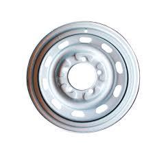 <b>Диск колесный R16</b> ГАЗ-2217 (Соболь) (ГАЗ) Серебристый ...