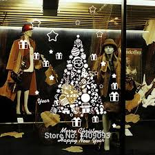Small Picture Creative Design 2016 Wall Sticker Christmas Decoration Tree Lovely
