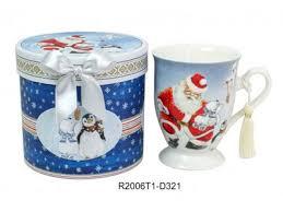<b>Кружка</b> классик 250мл <b>SiJ</b> Дедушка мороз NC2012 - купить в ...
