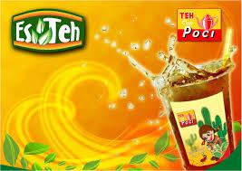 Pingin jualan Teh Poci, tapi untung atau tidak ?