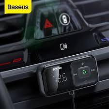 <b>Baseus</b> T typed <b>S</b>-16 wireless MP3 car charger