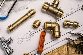 Brass Push-To-Connect Fittings - SharkBite