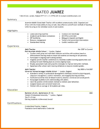 best resume format for hindi teachers examples of a bankers best gallery of best resume format for teachers