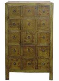 chinese 15 drawer medicine chest oriental furniturehttpwwwamazoncomdpb0061n0ulerefcm_sw_r_pi_dp_zvevtb0htv7fdr8r amazoncom stein world furniture anna apothecary