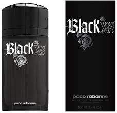 <b>Paco Rabanne Black XS</b> EdT 100ml in duty-free at airport Koltsovo