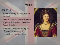「1702, ann, scotland queen 」の画像検索結果