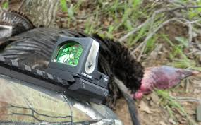 turkey hunting scope dot or bead sight
