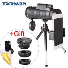 <b>TOKOHANSUN</b> 40X Telephoto <b>Zoom Phone</b> Lens Telescope <b>40x60</b> ...