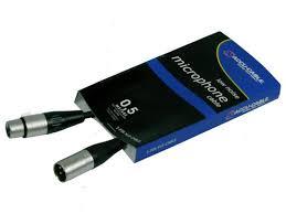 <b>Шнур микрофонный American</b> Dj AC PRO XMXF 1 XLR 1m в ...