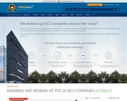 Rankings And Reviews For Best SEO Companies And Services ...