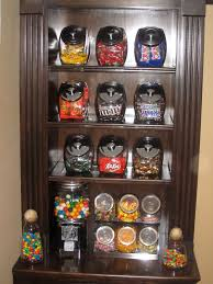 candy bar for recreation room love this idea ax billy sports bar