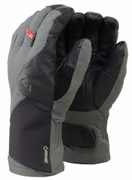 <b>Перчатки</b> мужские <b>Mountain Equipment Super</b> Couloir Shadow/Black