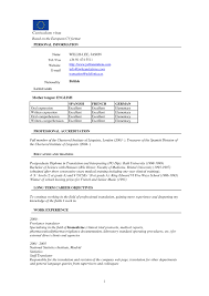 resume templates format microsoft word template 89 cool resume format for word templates