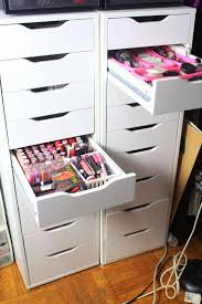 cabinet drawers kitchen project page ikea diva makeup queen diy ikea alex drawers for makeup collection amp stor