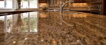 Granite Kitchen Counter Top Which Countertop Will Hold Up Better In The Kitchen And Bathroom