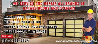 Image result for El Cajon CA best garage door repair company