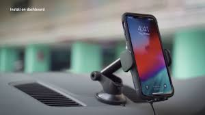 <b>WiMount Sense 2.0</b> - Fast Wireless Car Charger - YouTube