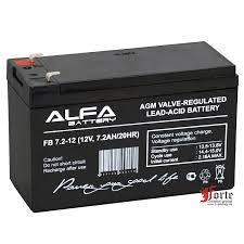 FB 7.2-12 <b>Alfa</b> (Alarm Force)