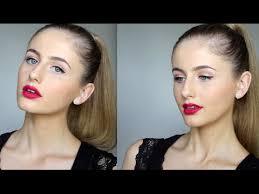 Makeup Tutorial for New <b>MAC</b> Lipstick: <b>All Fired Up</b>! - YouTube