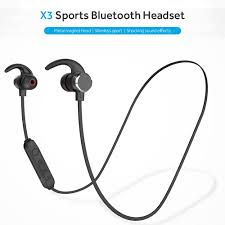 <b>RUNFENGTE</b> 5.0 Bluetooth Earphone Sports Neckband Magnetic ...