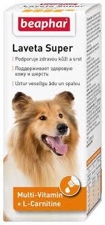 Добавка в корм <b>Beaphar Laveta</b> Super для собак — купить по ...