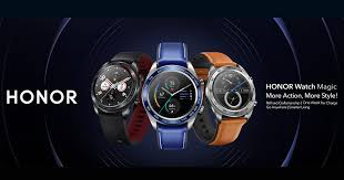 <b>HONOR Watch</b> Magic-Innovative and Lightweight | HONOR <b>Global</b>