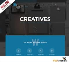 creative digital agency website template psd psd bies com creative digital agencies website templates psd set