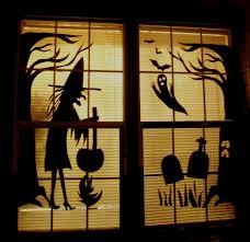 love halloween window decor: halloween window decoration ideas artistic color decor amazing simple to halloween window decoration ideas interior design