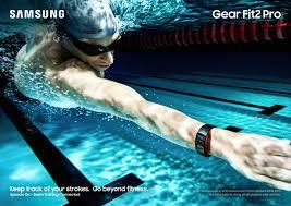 <b>Samsung Gear</b> Fit2 Pro и <b>Gear Sport</b> помогут пловцам эффективно ...