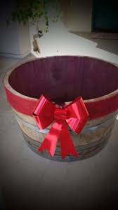 actual used oak wine barrels cut in half and from the number one wine region in the world paso robles these authentic old wine barrels are cleaned inside authentic oak red wine