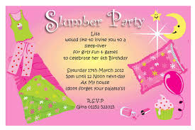 slumber party invitations templates com slumber party invitations templates nice color combination for winsome party 111165