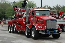 Super Heavy Wrecker Truck