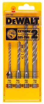 Набор SDS-plus <b>DeWALT EXTREME 2</b> DT9700-QZ — купить по ...