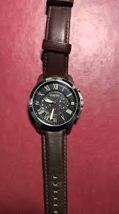 Обзор от покупателя на <b>Наручные часы FOSSIL</b> FS4813 ...