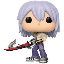 Купить <b>Фигурка Funko Pop</b>! <b>Disney</b>: Kingdom Hearts Series 2 - Riku ...